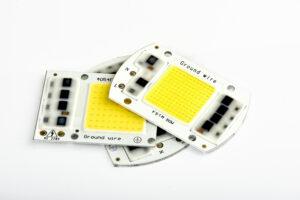 Chip on Board (COB) LED module